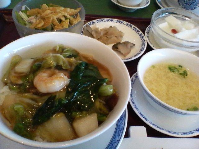 ホテルオークラ レストラン千葉 中国料理 桃源