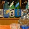 ヒガシ中野 しもみや - ドリンク写真:日本酒のコース