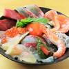 みらく - 料理写真:特製海鮮丼