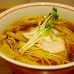 麺尊RAGE - 軍鶏そば