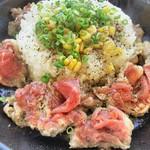 ペッパーランチ - お肉たっぷりペッパーライス