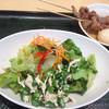 はなまるうどん - 料理写真:サラダうどん うどん抜き