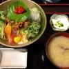 ぶら坊 - 料理写真:H28.09.24 本気丼