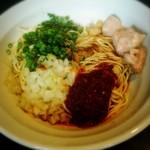 57042262 - 四川式カレーの和え玉(300円)※麺類とセットのみ