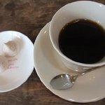 ビストロ レ・アール - 有機コーヒー・加賀棒茶マシュマロ