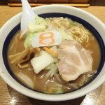8番らーめん - 小さい野菜らーめん味噌
