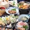 付知峡渡合温泉旅館 - 料理写真:夕食は山菜と川魚が中心!!