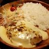 びっくりドンキー - 料理写真:フォンデュ風チーズバーグディッシュ