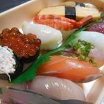 いなせ寿司 - 料理写真:特製にぎり1050円