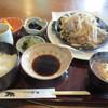キッチンくま - 料理写真:ジンギスカン定食1100円(税込)ドリンク付き