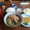 浅田屋 - 料理写真:きしめん定食 780円