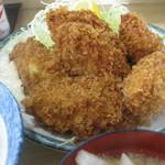 燕楽 - 料理写真:カキフライ