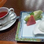 最上亭 - デザート