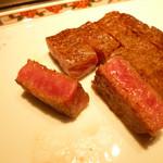 最上亭 - 肉