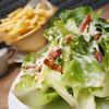 ロッケン キッチン - 料理写真:石巻産ロメインレタスのシーザーサラダ
