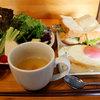茶蔵坊 - 料理写真:平日限定モーニングセット