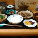 食楽魚一 - 昼800円