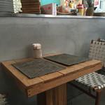 Micasadeco&Cafe - 店内