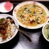 龍翔園 - 料理写真:ランチセット【魯肉飯】