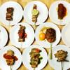 串焼きと日本酒 炭繁 - 料理写真: