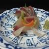いしかわ 五右衛門 - 料理写真:いなだの刺身