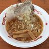 世界が麺で満ちる時 - 料理写真:「名古屋コーチン黄金醤油ラーメン」860円(大つけ麺博)