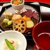 料理旅館 金沢茶屋 - 料理写真:先付け、美しい色あい