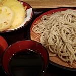 つぼみ家 - 蕎麦つゆです 2016.10