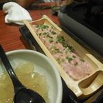57116328 - 特別飼育 伊達鶏の水炊き鍋