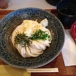 むらかみうどん - 料理写真:うどん(冷)500円
