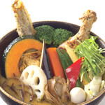 札幌スープカリー 荒谷商店 - 料理写真: