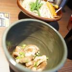 松尾ジンギスカン - リブロース(野菜付き