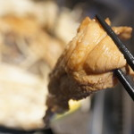 松尾ジンギスカン - 美味