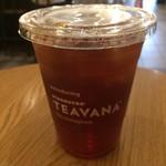 スターバックス・コーヒー - ブラックのアイスティーのGrandeサイズ。 税込399円。 美味し。