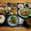 神田 新八 - 料理写真:女性限定!九種のおばんざい定食