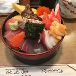 寿司芳 - 数えきれないほどの天然海洋資源