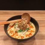 ユトリ - 担々麺(辛さ2)
