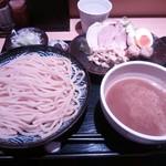 道 - 特製つけ麺(200g) 1000円