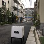 THE LATTE TOKYO -