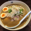麺や輝 - 料理写真:味玉ラーメン大盛 2016年10月