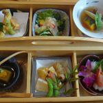 匠YA - 咲花堂弁当。匠YA(愛知県岡崎市)食彩品館.jp撮影