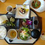 匠YA - 美食ランチ1,930円。匠YA(愛知県岡崎市)食彩品館.jp撮影