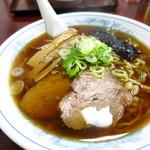 味龍 - 中華そば730円
