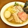 麺処 有彩 - 料理写真:'16.10特製魚介鶏だし塩