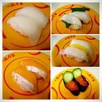 スシロー - 料理写真:全部100円
