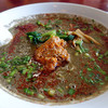 好好 - 料理写真:極み黒ゴマ担々麺
