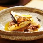 57157257 - 松茸と飛騨牛煮