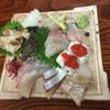 味いそ料理 庄や - 料理写真:豪華な刺身