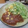 熊公 - 料理写真:ジャージャー麺
