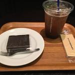 57166992 - チョコレートブラウニー&ティーゾーダ(2016,08)